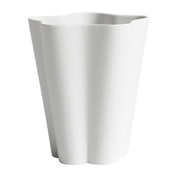 Small Iris Vase - Off-White