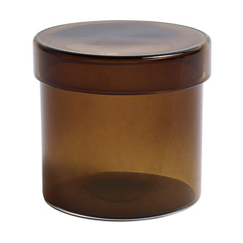 Brown Container