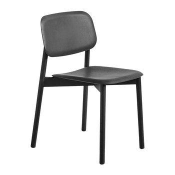 Soft Edge 12 Chair - Black