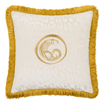 Sigillo Cushion - 40x40cm - Ivory