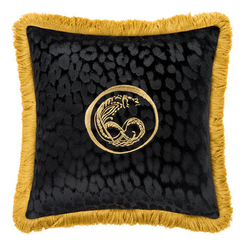Sigillo Cushion - 40x40cm - Black