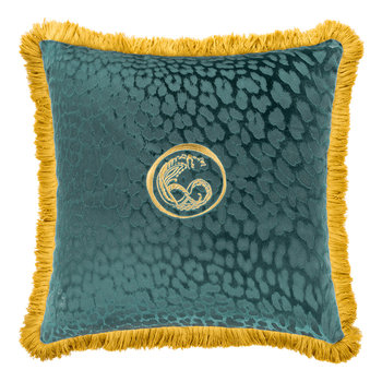 Sigillo  Pillow - 60x60cm - Teal