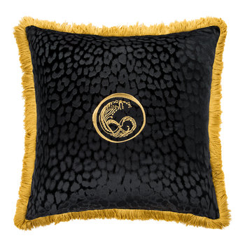 Sigillo Cushion - 60x60cm - Black