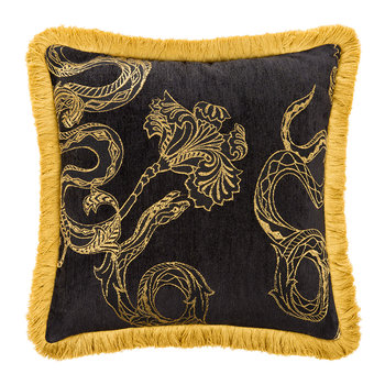 Eden Cushion - 40x40cm - Gold