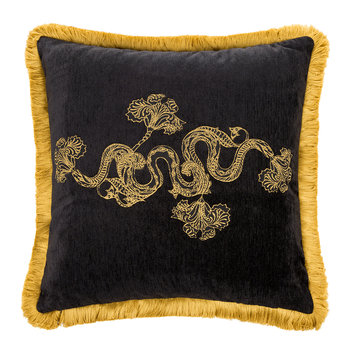 Eden Cushion - 60x60cm - Gold