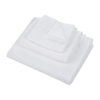Deco Towel - White