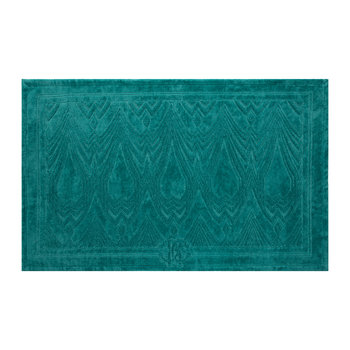 Deco Bath Mat - Teal
