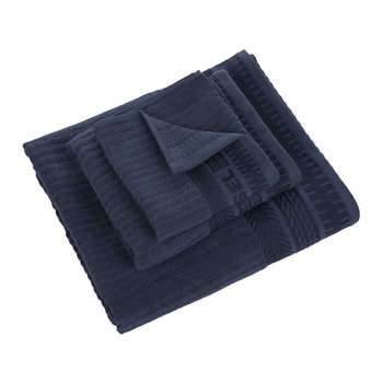 Solid Towel - Indigo