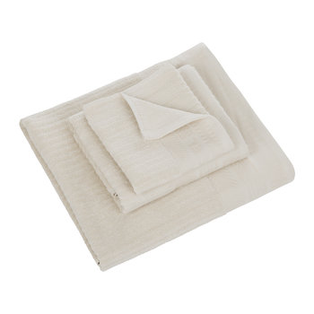 Solid Towel - Ivory