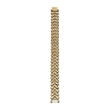 Buddy Stem Bracelet - Gold Plated