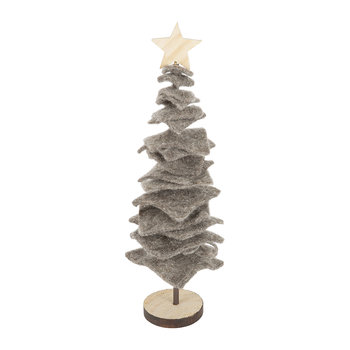 Decorative Tree with Star