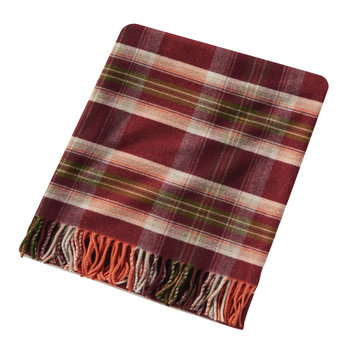 5th Avenue Throw - Lodge Plaid