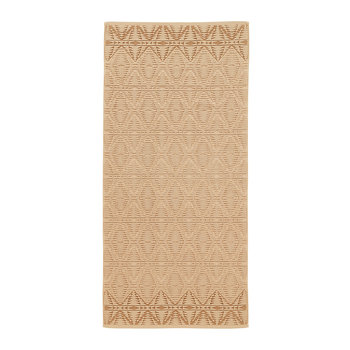 Pecos Sculpted Towel - Wheat