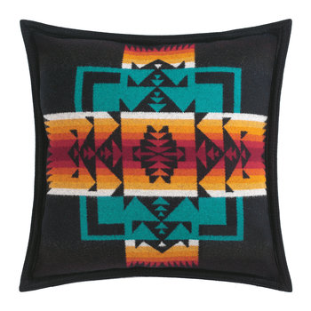 Chief Joseph Pillow - Black