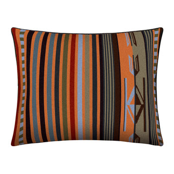 Chimayo Pillow - Adobe