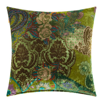 Potro Cushion - 45x45cm - Green