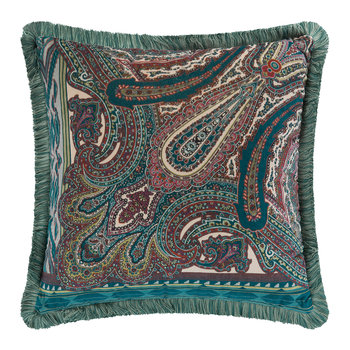 Cabra Cushion - 45x45cm - Green