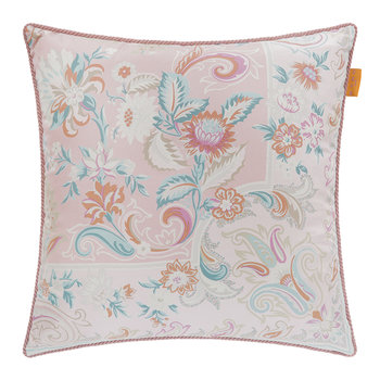 Coussin Taverny - 45x45cm - Rose