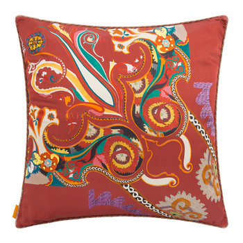 Registan Pillow - 60x60cm - Red