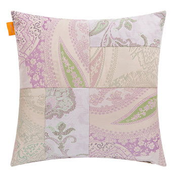 Margency Patchwork Cushion - 45x45cm - Beige