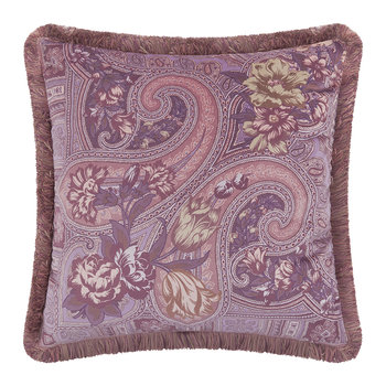 Marna Cushion - 60x60cm - Purple