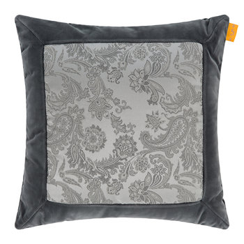 Lascari Cushion - 45x45cm - Charcoal