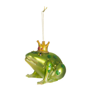 Frog Prince Tree Decoration