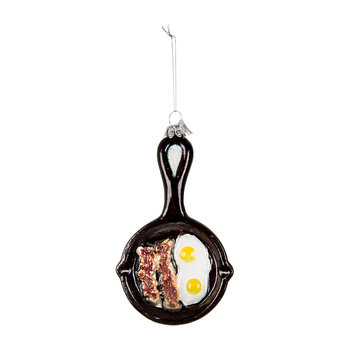 Noble Gems Fried Breakfast Tree Decoration