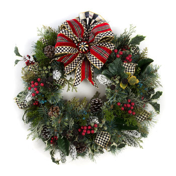 Highland Small Wreath