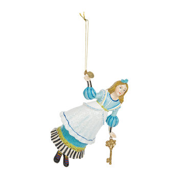 Wonderland Alice Tree Decoration
