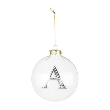 Letter Tree Decoration - 'A'