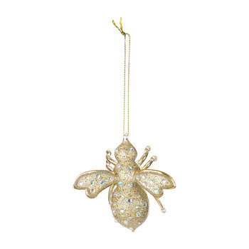 Jewel Bee Tree Decoration