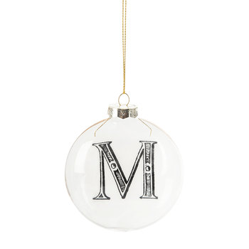 Letter Tree Decoration