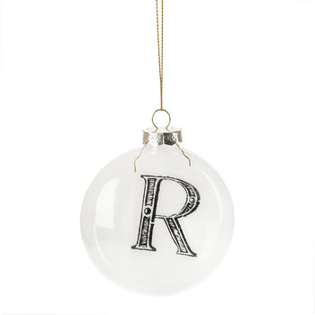 Letter Tree Decoration - 'R'