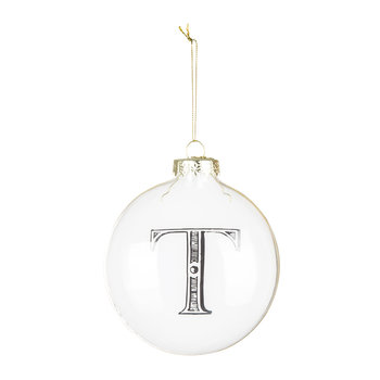 Letter Tree Decoration - 'T'