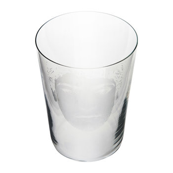 Tete A Tete Drinking Glass