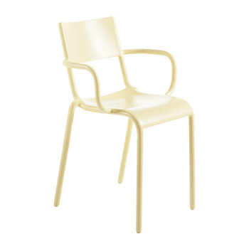 Generic A Chair - Yellow