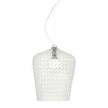 Kabuki Ceiling Lamp - Transparent
