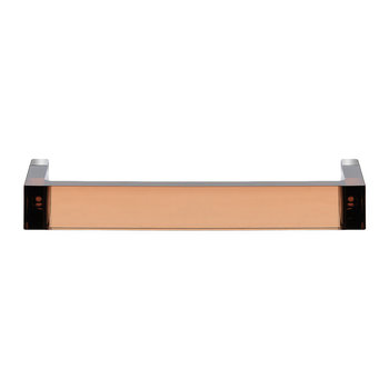 Rail Towel Holder - Nude Pink