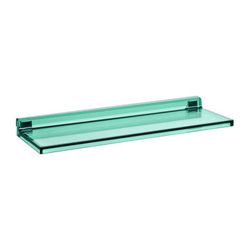 Shelfish Shelf - Aquamarine Green