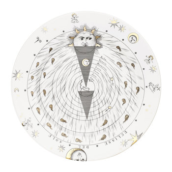 Astronomici Wall Plate - No. 3