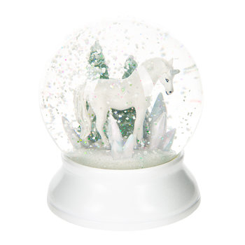 Magical Fields Snow Globe
