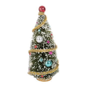 Decorative Tree Ornament - Dark Green