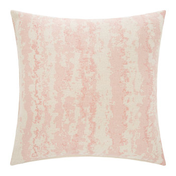 Bark Cushion - 45x45cm - Blush