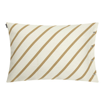Mint Pillow Cover - Gold