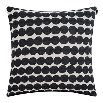 Rasymatto Pillow - 50x50cm - Black/White