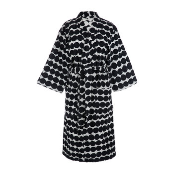 Rasymatto Bathrobe - Black