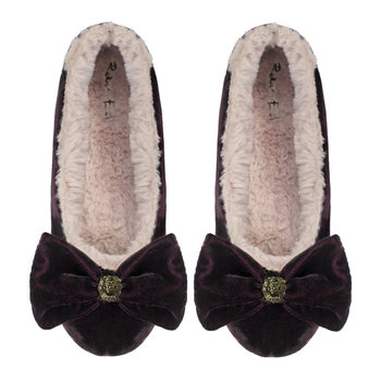Women's Ruby Bow Ballerina Slipper