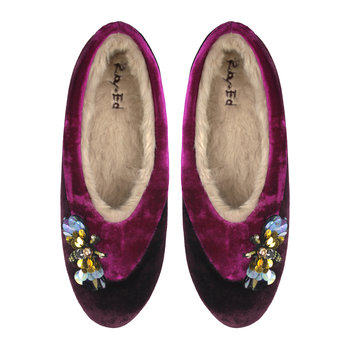 Women's Dragonfly Babouche Slipper