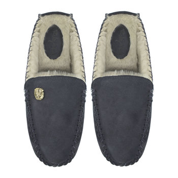 Men's Slate Lion Bruno Slipper